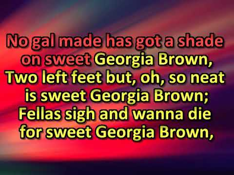 Frank Sinatra   Sweet georgia