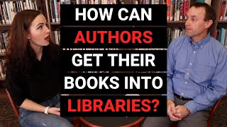 How Can Self-Published Authors Get Their Books Into Libraries In The US?   IWriterly
