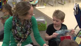 Pettigrew Kindergarten Lucy Calkins Reading Lesson