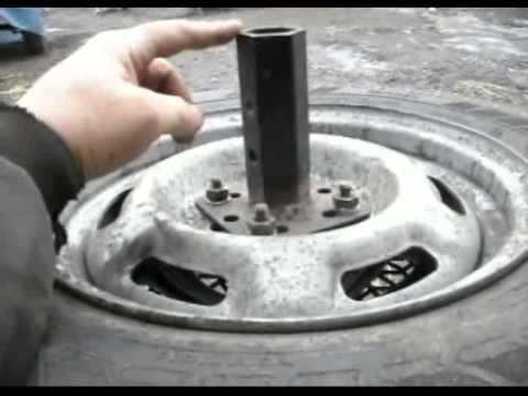 Обзор жигулевских колес на мотоблоке