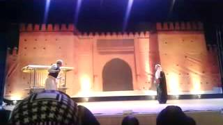 preview picture of video 'Festival International de rire d'Oujda (Duo Lawya)'