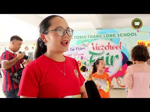 VICSCHOOL FAIR 2019 – Hội chợ từ thiện ý nghĩa tại Victoria Thăng Long