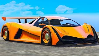 NEW $4,000,000 FASTEST SUPERCAR! (GTA 5 DLC)