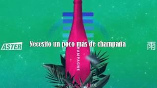 Champagne- Aster (Feat. 雨)  Español 