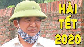 Hài Tết 2020 : Lê Thị Dần,Quốc Anh,Quang Tèo | Nhà Nông 4.0 Tập 3