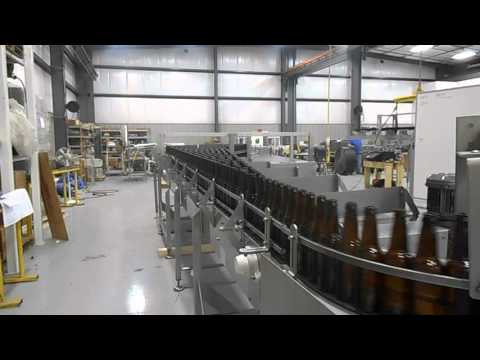 Accumulation Craft Brew - Breweries - Bottles - Cans Conveyor sold by Multi-Conveyor