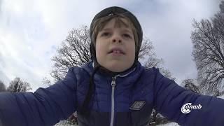 Mountainbiken door de sneeuw is cool! | Kholo.pk
