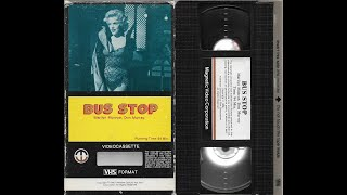 Opening to Bus Stop 1977 VHS *1978 reprint*