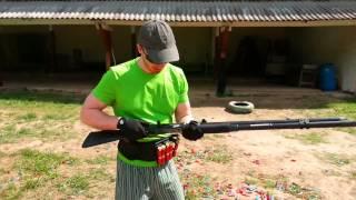 Зарядка ружья по 4 патрона (Quadload)