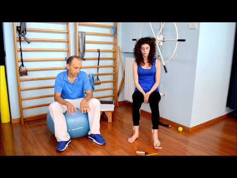 Fare esercizi per la colonna vertebrale cervicale