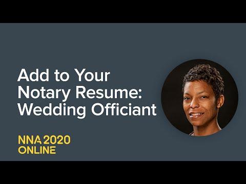 Improve Your Revenue Streams as a Wedding Officiant