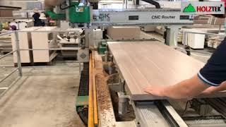 MÁY ĐỤC BẢN LỀ,Ổ KHOÁ CỬA CNC HOLZTEK D2400-CNC