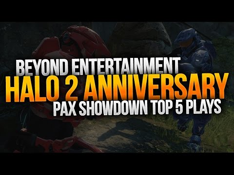 Watching Halo 2 Multiplayer Again Makes My Eyes Rain