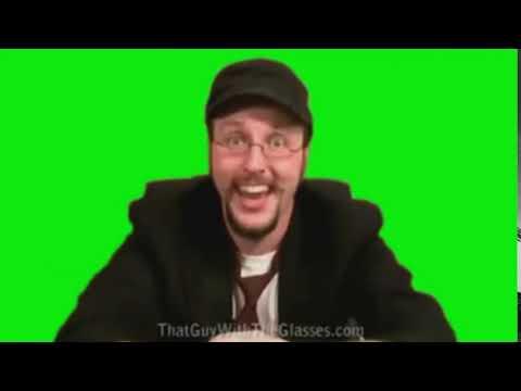 Nostalgia Critic - You Know, For Kids (Зелёный экран)