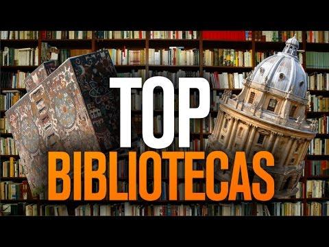 Te vas a enamorar de estas 10 bibliotecas