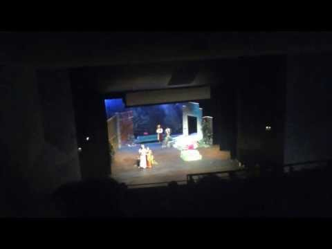 Flower duet from Opera Theatre of the Rockies Production of Lakme...