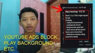 youtube vanced magisk not working - Kênh video giải trí dành
