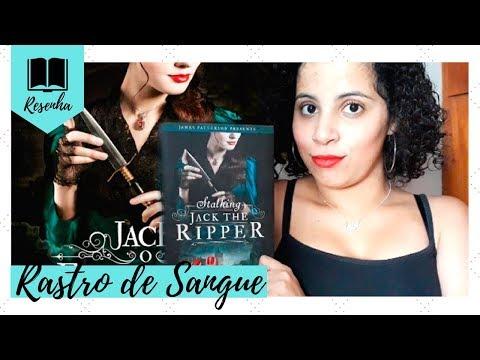 JACK, O ESTRIPADOR: RASTRO DE SANGUE (KERRI MANISCALCO) | RESENHA | VEDA #18