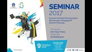 Seminar Wisuda Periode I Tahun Akademik 2017/2018 - Senin,  9 Oktober 2017