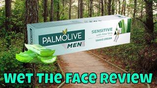 Palmolive Sensitive with Aloe Vera