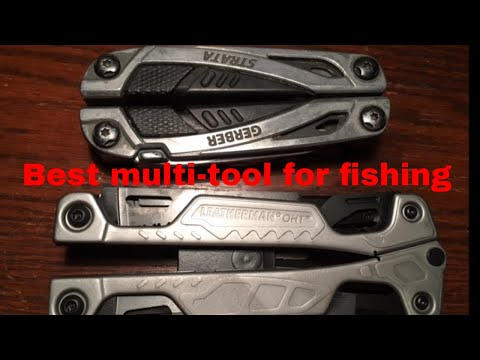 Gerber Strata or Leatherman OHT- Best multi-tool for fishing?