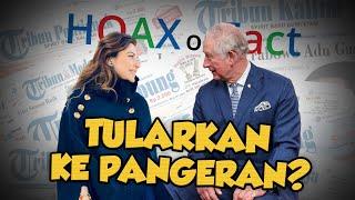 Hoax or Fact: Artis Bollywood Kanika Kapoor Tularkan Covid-19 kepada Pangeran Charles?