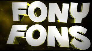 Интро/Fony Fons