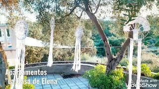 Video del alojamiento Apartamento Rural La Casa de Elena