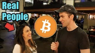 When Bitcoin's Price Goes Parabolic ($100k+)..What is the FIRST Thing You Buy? [Asking People]