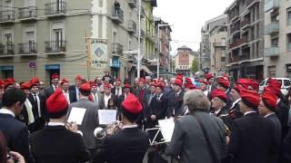 preview picture of video 'Caramelles La Seu d'Urgell 2014 - La Barqueta'