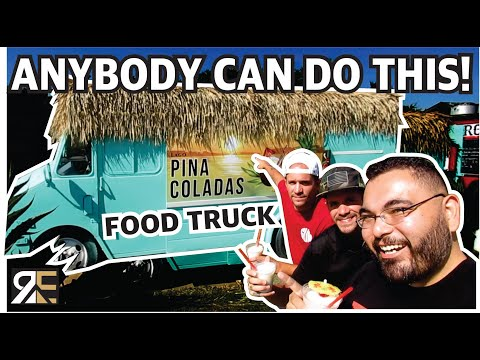, title : 'EASIEST & CHEAPEST Way To Start A FOOD TRUCK BUSINESS