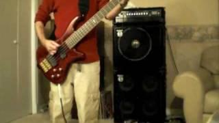 Chevelle - Mia bass cover