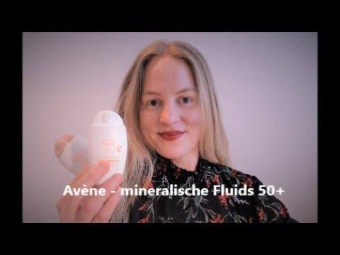 Avène mineralische Fluids SPF50+ getönt/ungetönt Sonnenschutz-Review