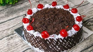 how to make homemade cake without oven