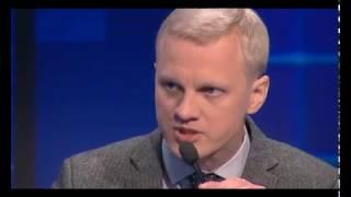 Скандал в прямом эфире: Виталий Шабунин против Юрия Грымчака