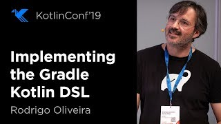 Implementing the Gradle Kotlin DSL