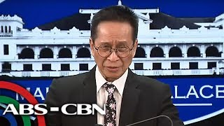 Panelo to Ressa: You're the one abusing your power as journalist
