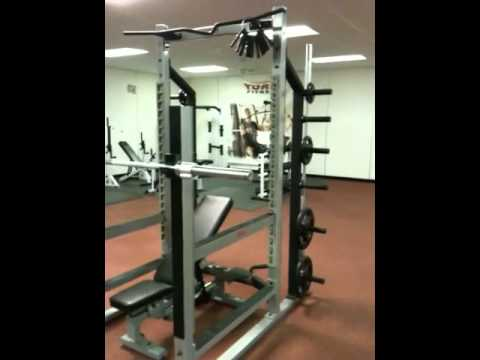 York STS Multifunction Rack
