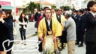 パンチパーマにキャバ嬢ヘアー!ド派手な沖縄の成人式 - Booze, Cars and Mullets: Okinawa