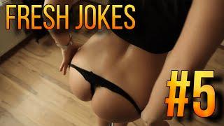 Fresh Jokes ЛУЧШИЕ ПРИКОЛЫ май 2016 #5 COUB & VINE
