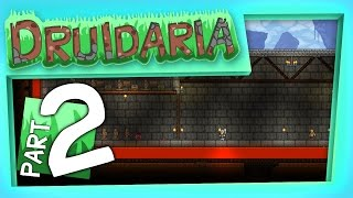 Terraria - Let's Build a Castle! (Part Two)