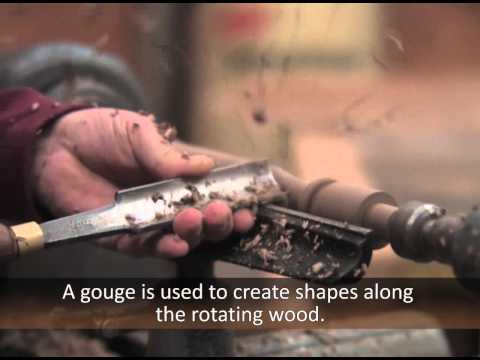 How to Turn Wood for Furniture Making -  Furniture Design and Construction