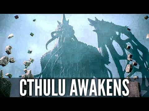CALL OF CTHULHU - CTHULU Awakens Scene