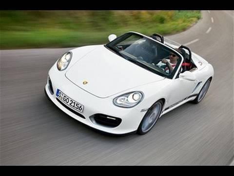 Porsche Boxster Spyder - 90sec review by autocar.co.uk