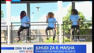 Radio Maisha yafanya ushirikiano na chuo cha ndege