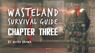 fallout 3 wasteland survival guide c3p1 history of rivet city most