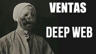 Top: Las 6 cosas mas perturbadoras vendidas en la Deep Web