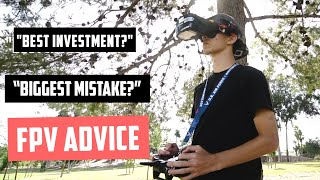 Things that FPV Pilots Wish They Knew when First Starting
