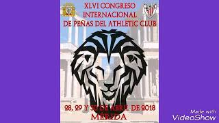 Congreso de Peñas del Athletic en Mérida