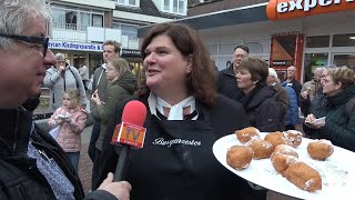 Oliebollen in Dongen 2018 - Langstraat TV